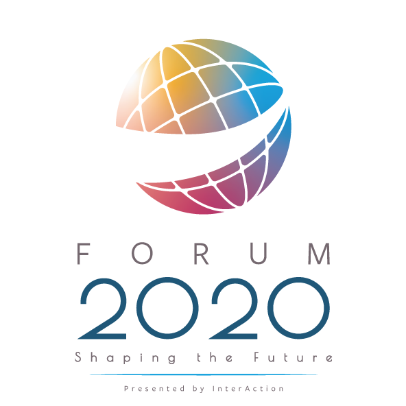 Forum 2020: Shaping the Future InterAction